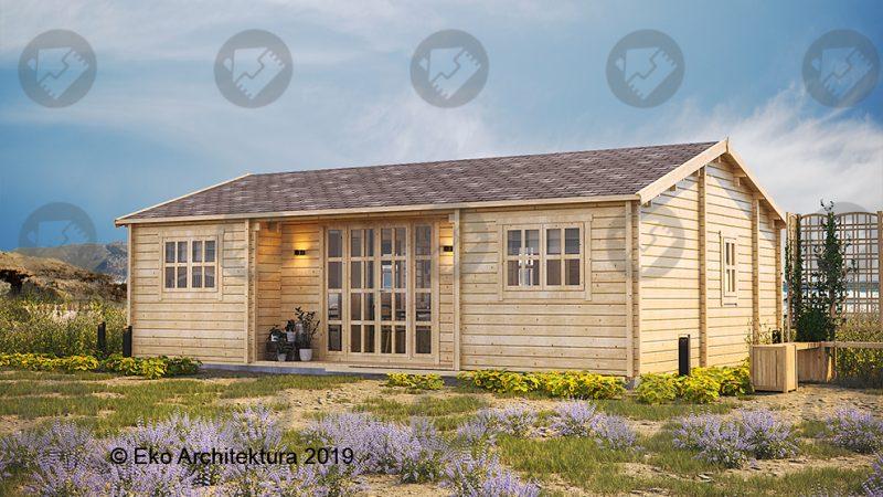 Eko Architektura – najlepsze domki letniskowe na rynku
